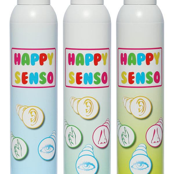 Happy Senso Neutral, Mint Fresh en Fresh