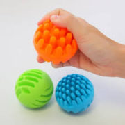 sensory rollers' in hand